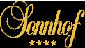 Hotelurlaub im Stubaital: Hotel**** Sonnhof in Neustift im Stubaital – Fulpmes – Telfes – Mieders Logo